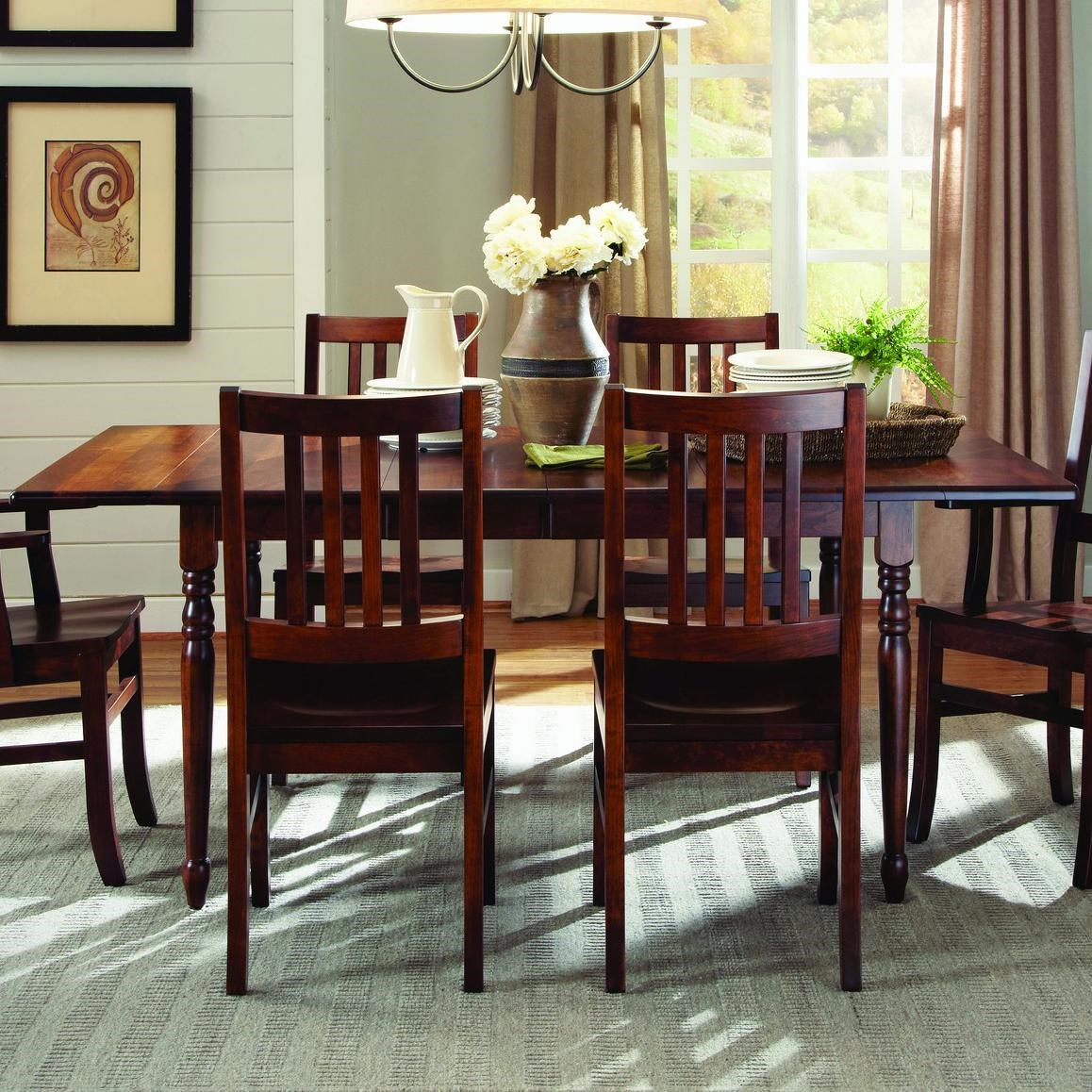 Tables En Palettes Palettes By Winesburg Lance Customizable Drop Leaf Table