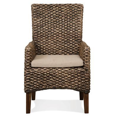 Arm Chairs Mix N Match Chairs Woven Arm Chair By Riverside Furniture At Dunk Bright Furniture