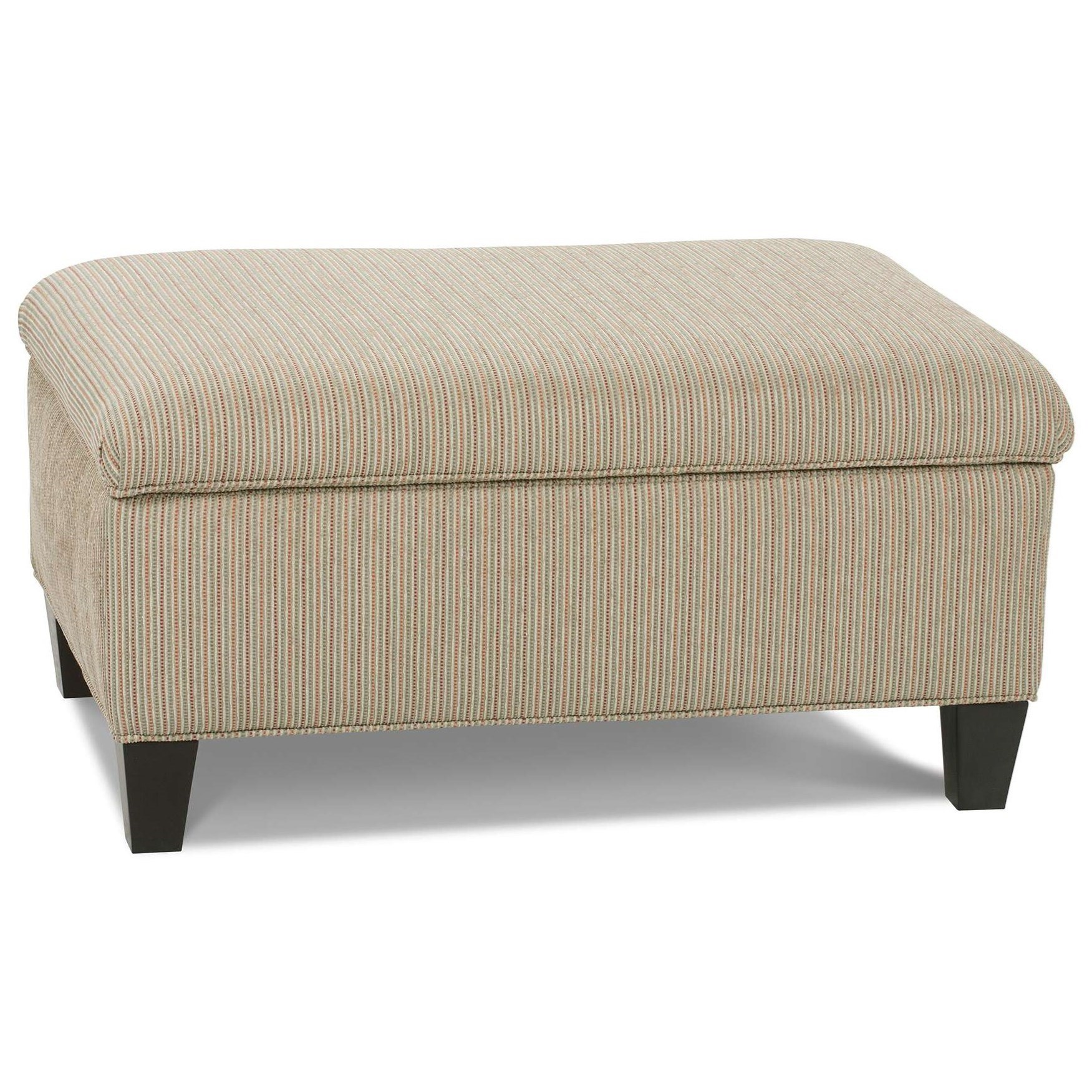 Ottoman Uses Rowe Chairs And Accents Hess Rectangular Storage Ottoman