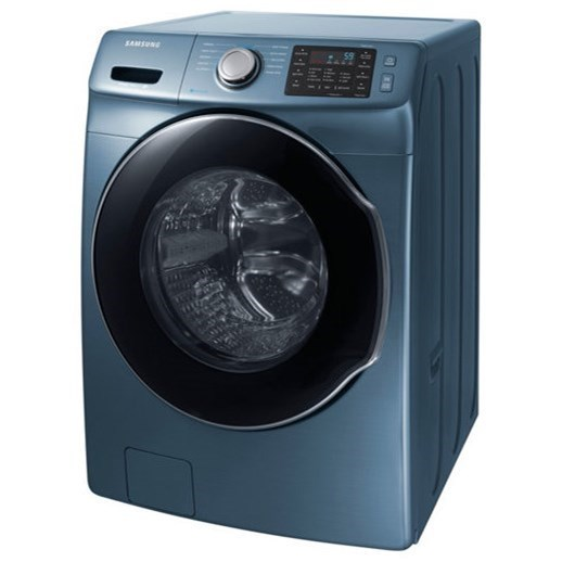 Samsung Front Load Washer Front Load Washers Samsung 4 5 Cu Ft Front Load Washer With Steam Wash Technology By Samsung Appliances At Furniture And Appliancemart