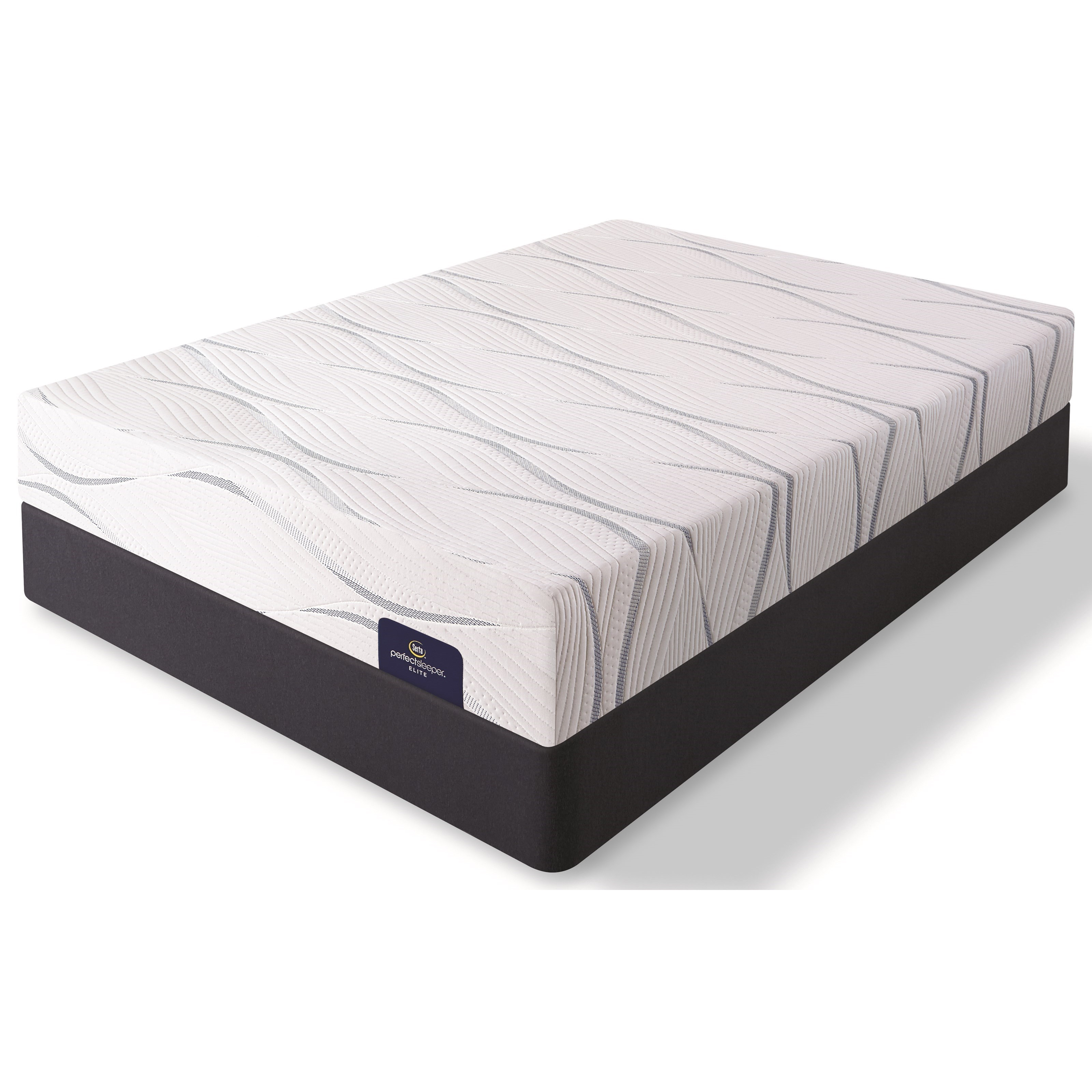 Memory Foam Mattress Too Firm Serta Merriam Ii Firm 500084938 1050 Psfndtn Q Queen Firm Gel
