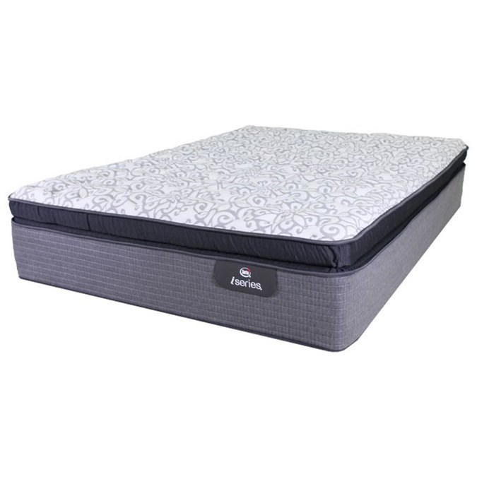 Mattress In Canada Iseries Cohen Firm Spt King Firm Super Pillow Top Hybrid Mattress By Serta Canada At Stoney Creek Furniture