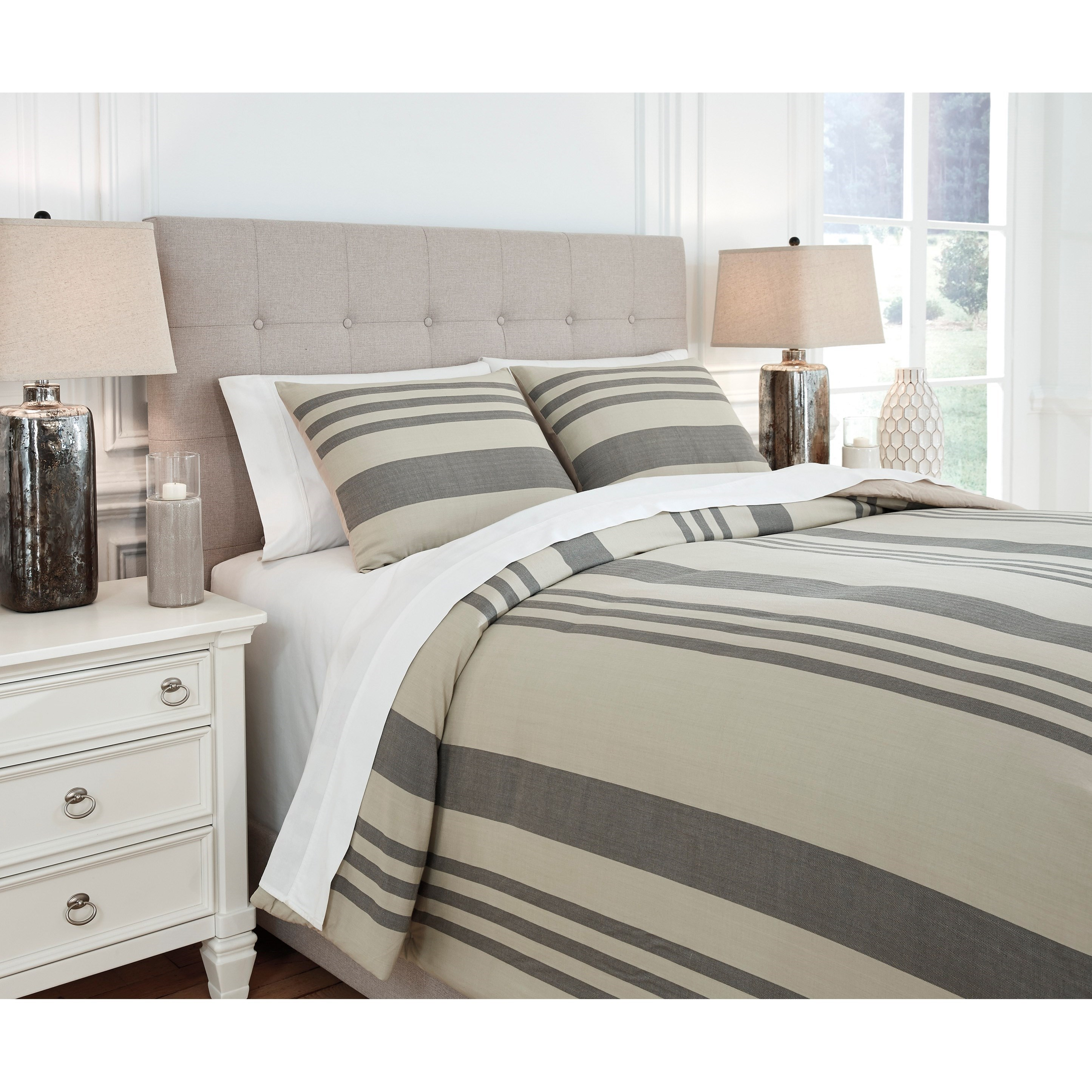 Charcoal Bedding Sets Signature Design By Ashley Bedding Sets King Schukei Natural