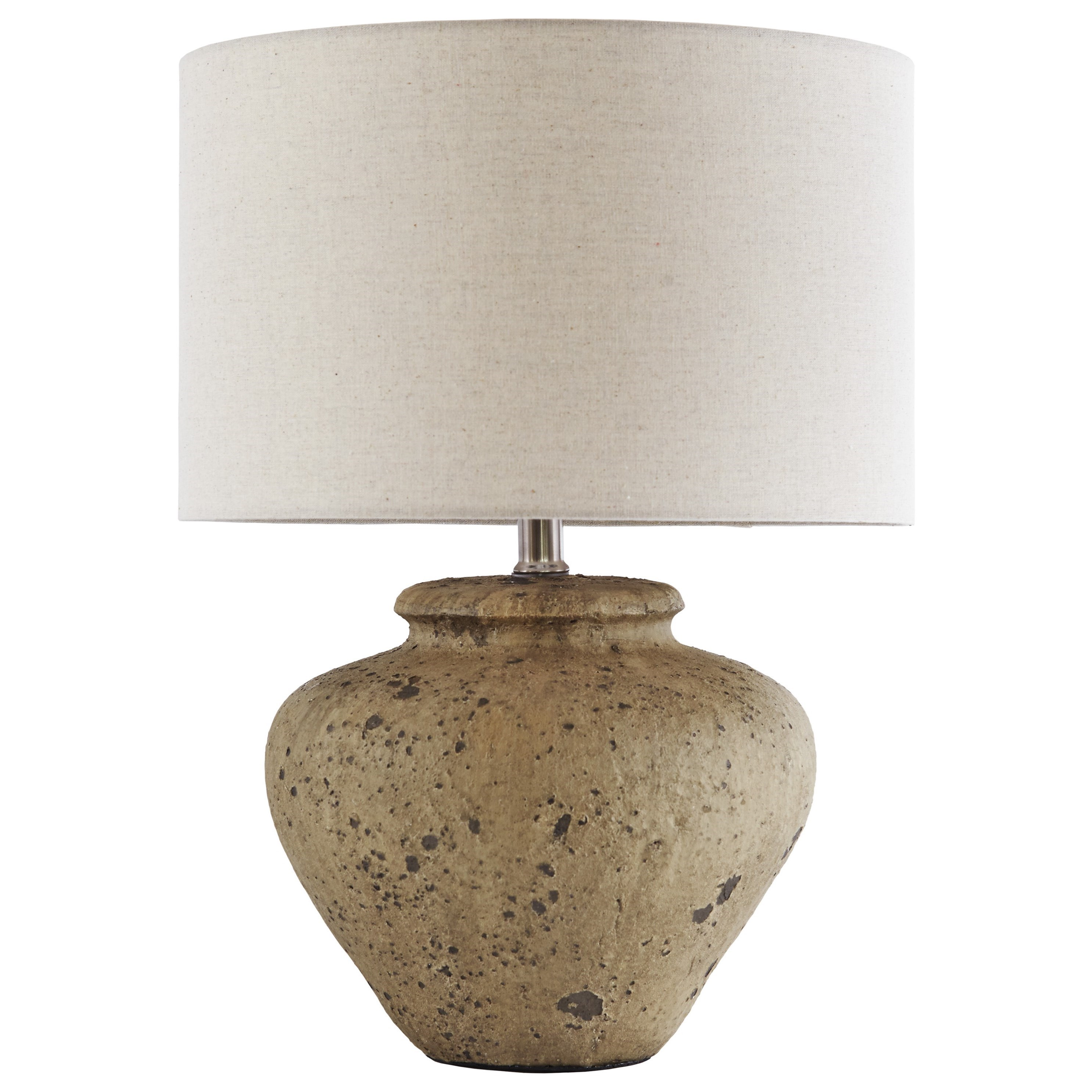 Vintage Table Lamps Lamps Vintage Style Mahfuz Beige Ceramic Table Lamp By Signature Design By Ashley At Rotmans