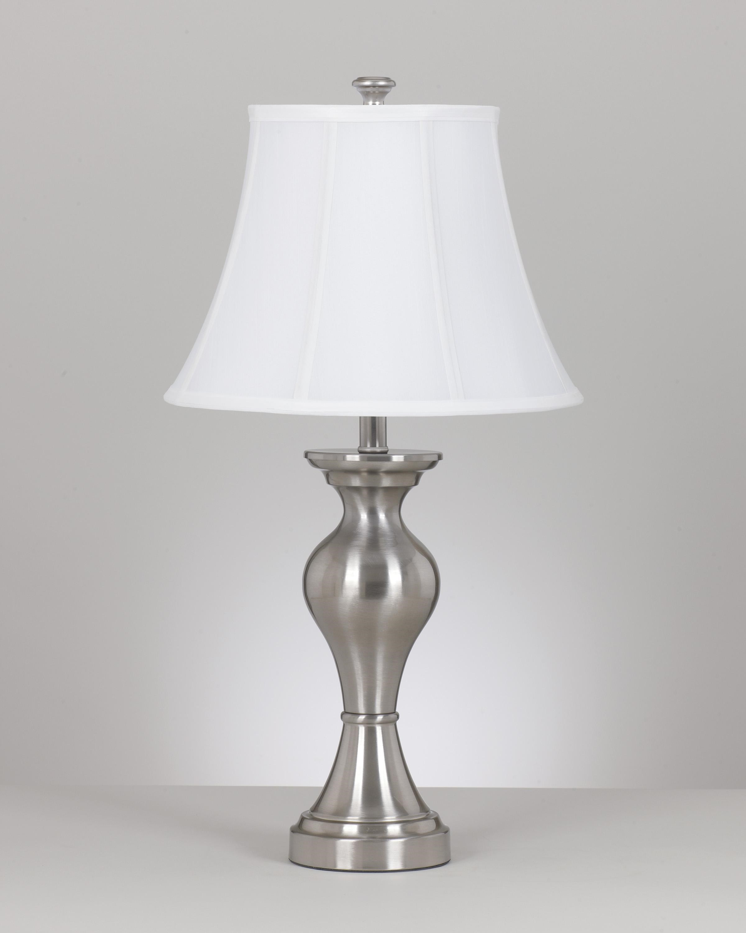 Vintage Table Lamps Lamps Vintage Style Set Of 2 Rishona Metal Table Lamps By Signature Design By Ashley At Miller Home