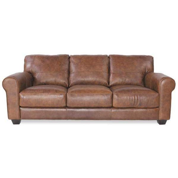 Hudson Sofa Collection Reviews 4452 Leather Sofa By Soft Line At Hudson S Furniture