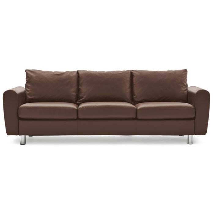 Stressless Sofa Dealers Stressless E700 1414030 3 Seater Sofa With Ergoadapt System Dunk