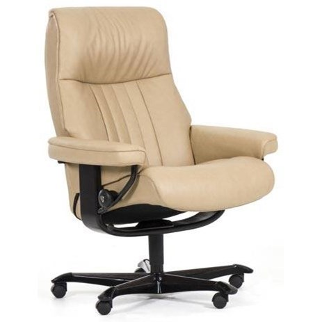 Stressless-world.com Crown Office Chair By Stressless At Dunk Bright Furniture