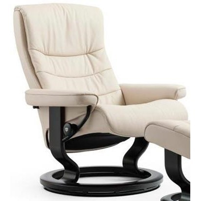 Stressless Nordic Legcomfort Stressless Nordic Small Reclining Chair With Classic Base Rotmans