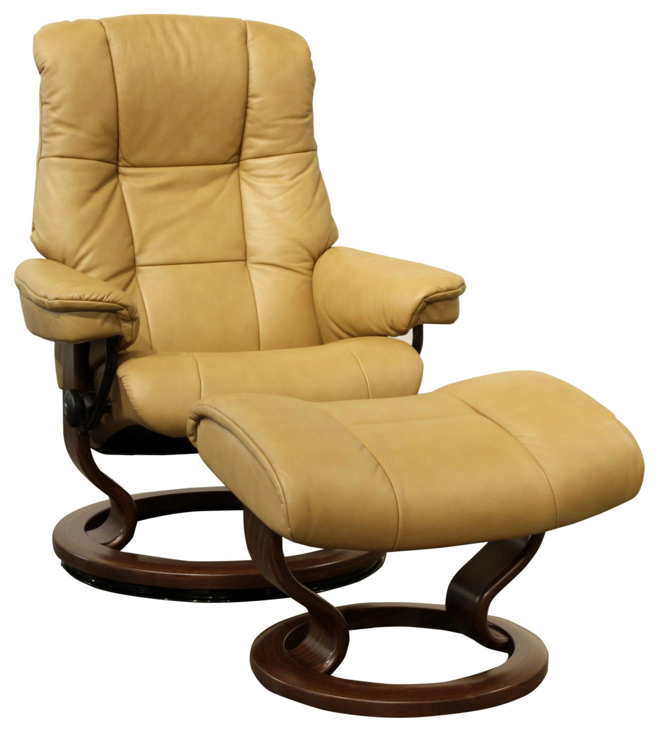 Stressless-world.com Mayfair Small Stressless Chair Ottoman By Stressless At Homeworld Furniture