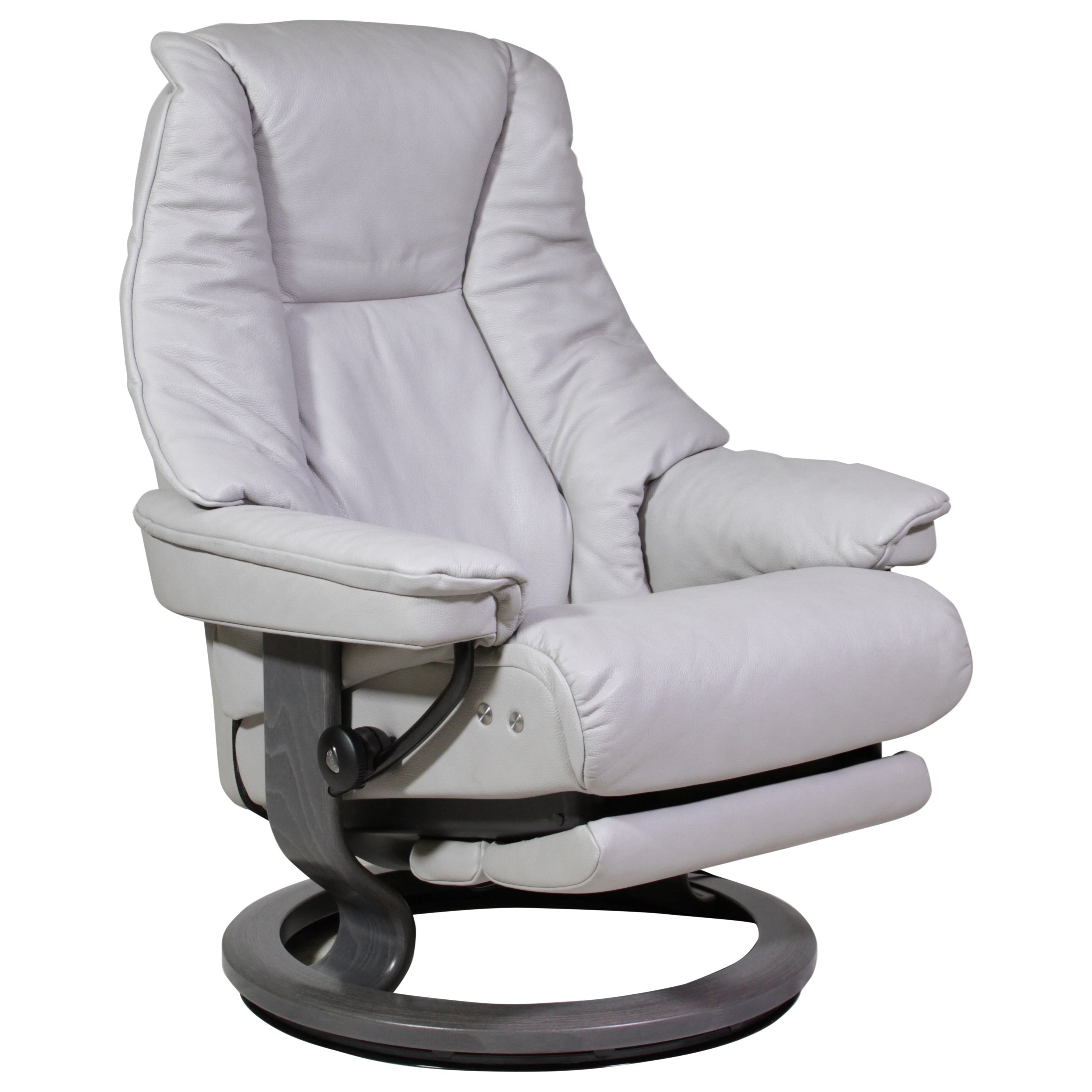 Stressless Outlet Live Medium Legcomfort Recliner By Stressless At Hudson S Furniture
