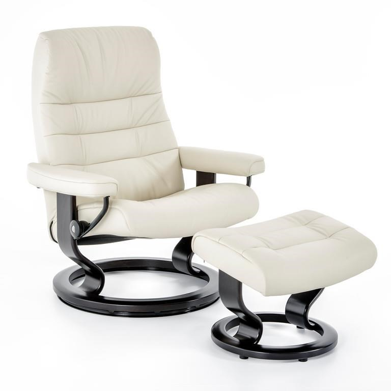 Sressless Stressless Recliners Large Opal Classic Chair By Stressless By Ekornes At Baer S Furniture
