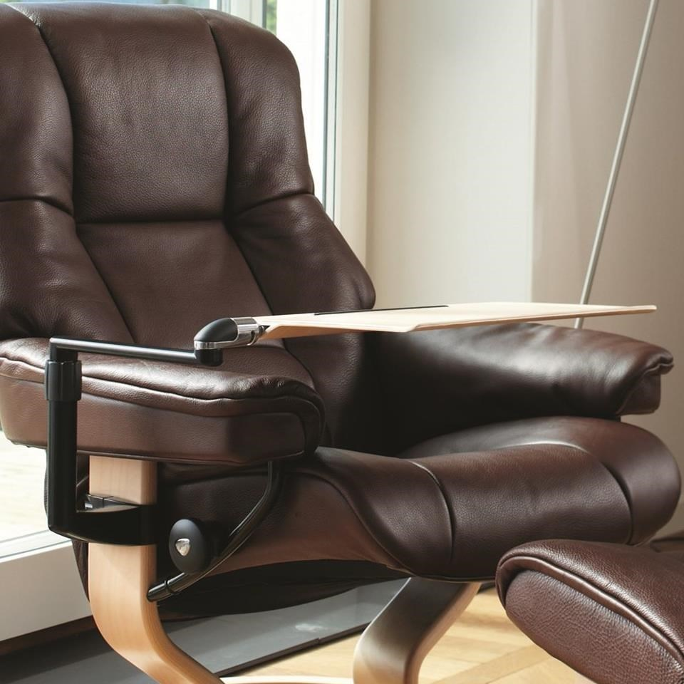Ekornes Stressless Tables Personal Table By Stressless By Ekornes At Homeworld Furniture