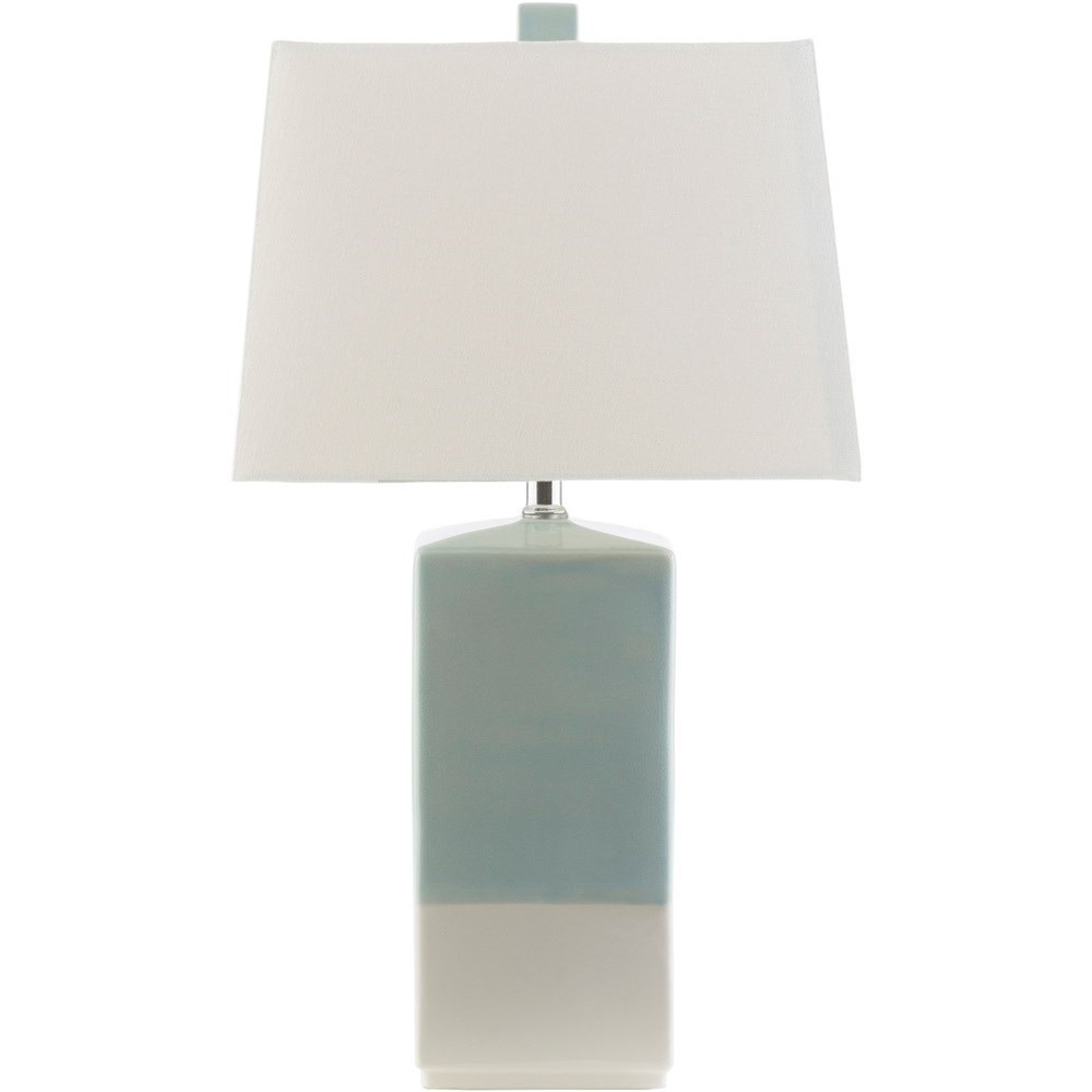 Coastal Lamps Malloy Blue White Coastal Table Lamp Becker Furniture World