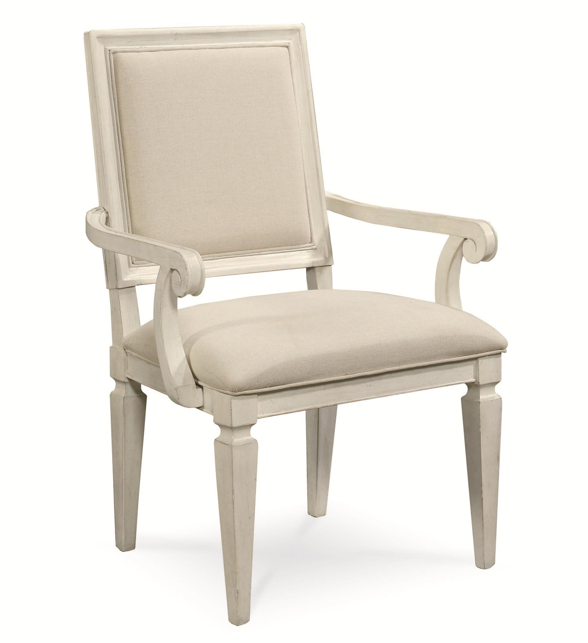 Accent Arm Chairs Summer Shade Woven Accent Arm Chair By Wittman Co At Morris Home