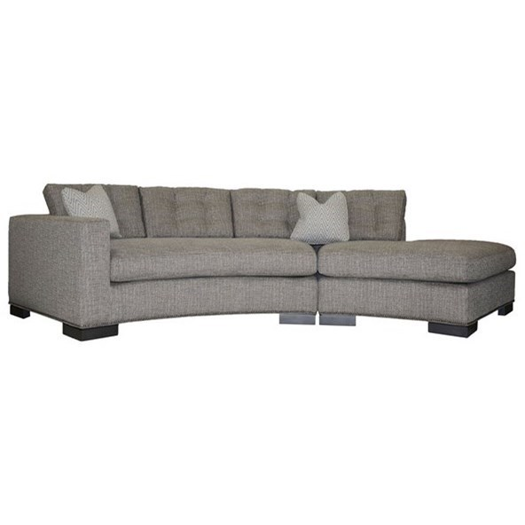 Big Sofa Rundecke Couch Weiss Finest Wohndesign Profitabel Couch Ottomane Silas Weiss