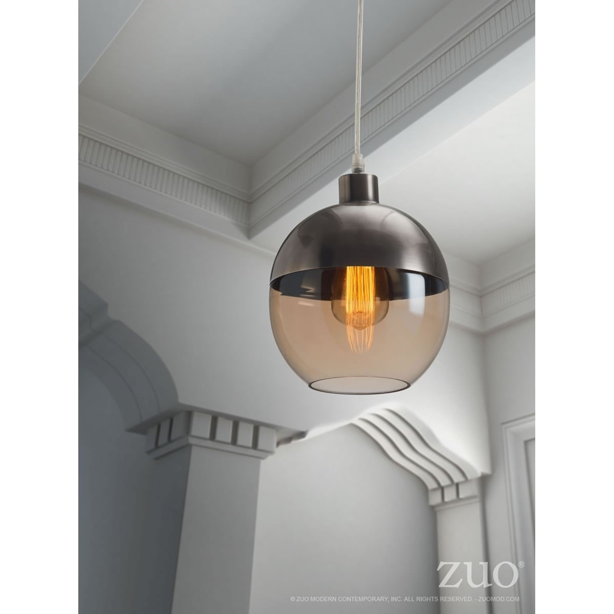Lights Ceiling Pure Lighting Trente Ceiling Lamp By Zuo At Royal Furniture