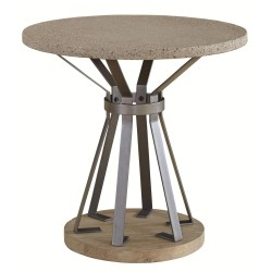 Small Crop Of Round End Table