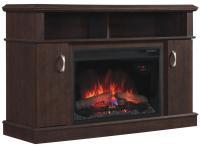 "ClassicFlame Dwell 26"" Media Fireplace Mantel - Wayside ..."