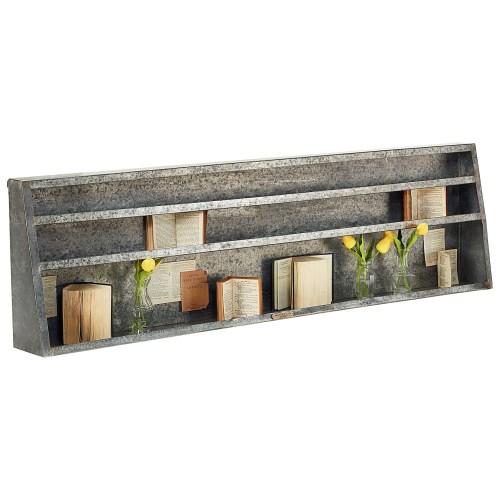 Medium Of Metal Wall Shelf