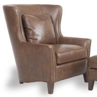 Smith Brothers Accent Chairs and Ottomans SB Contemporary ...
