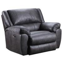 Simmons Upholstery 50433BR Cuddler Recliner - Dunk ...