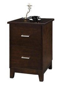 Winners Only Koncept 2 Drawer File Cabinet