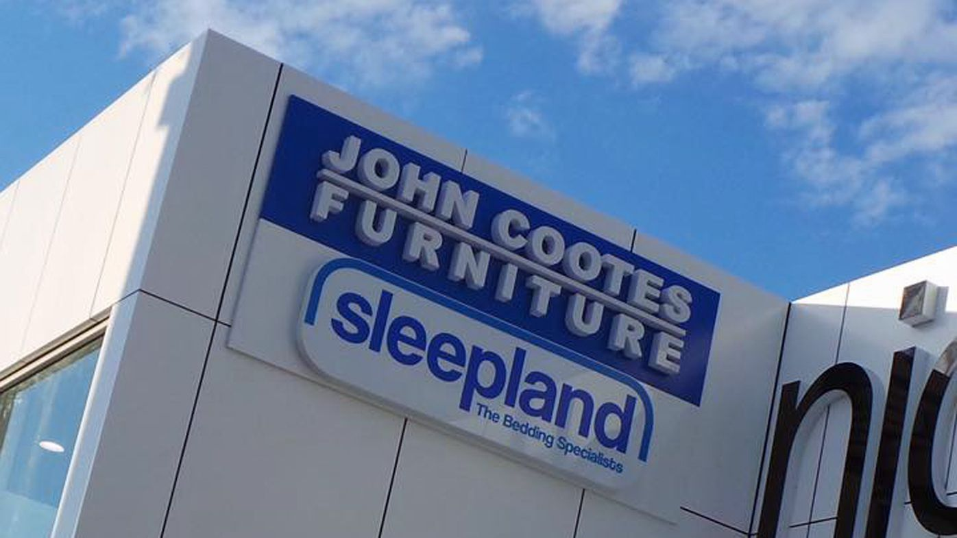 Furniture Stores Penrith John Cootes Furniture To Close Axing 135 Jobs