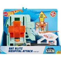 Hot Wheels Hospital Morcego FNB05/GJK90 Mattel