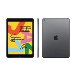 iPad (7ª geração) 32GB WiFi + 4G Tela Retina 10,2'' Bluetooth Câmera de 8 MP  Cinza Espacial - Apple