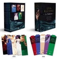 Box Os Hathaways + Marcadores - Exclusivo - 1ª Ed