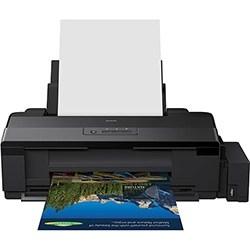 Impressora Fotográfica Epson Tanque de Tinta L1800  A3+