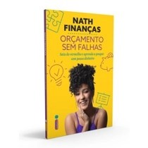 Livro - Orçamento Sem Falhas - Brinde Cartela de Adesivos + Planner: Saia do vermelho e aprenda a poupar com pouco dinheiro