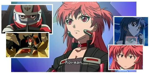 Hellsing Anime Wallpaper Girl Anime Mikomi Org Juusou Kikou Dancouga Nova 98 Hidaka