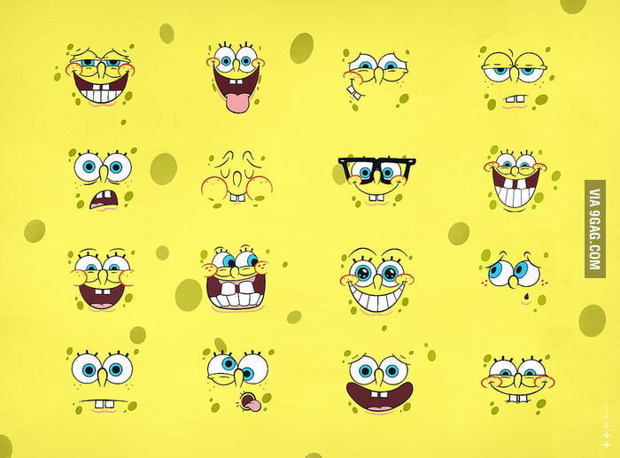 Cute Anime Nsfw Wallpaper Spongebob Faces 9gag