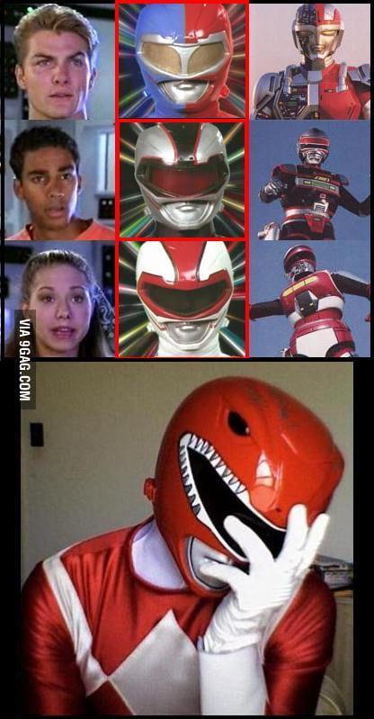 Shield Wallpaper Hd Vr Troopers Recolored Red Ranger S Helmet 9gag