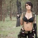 SSSniperWolf Hot Cosplay