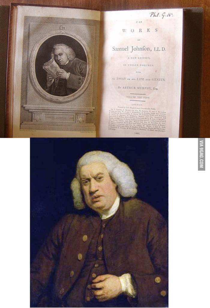 Wallpaper Country Girl Samuel Johnson The World S Oldest Meme 9gag