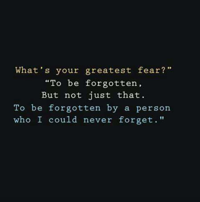 What\u0027s your deepest fear fellow 9gaggers - 9GAG