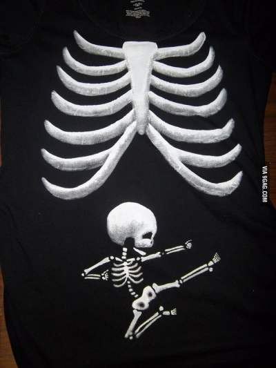 This is the best pregnancy announcement shirt ever! - 9GAG