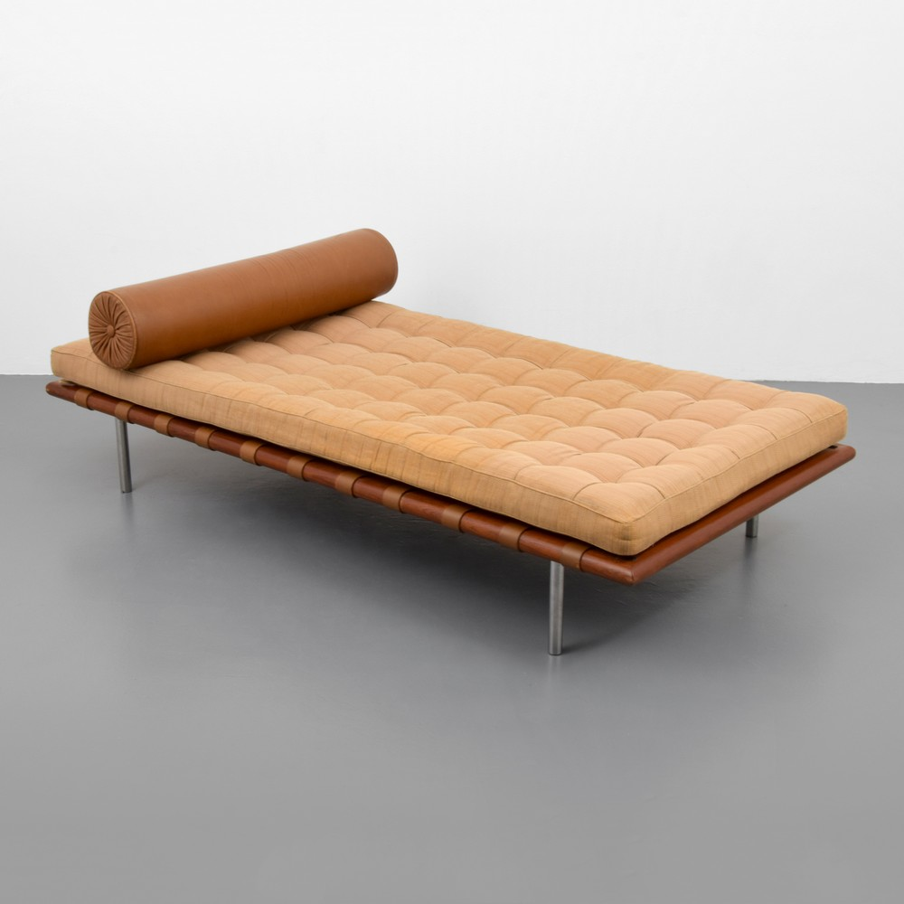 Barcelona Daybed Mies Van Der Rohe