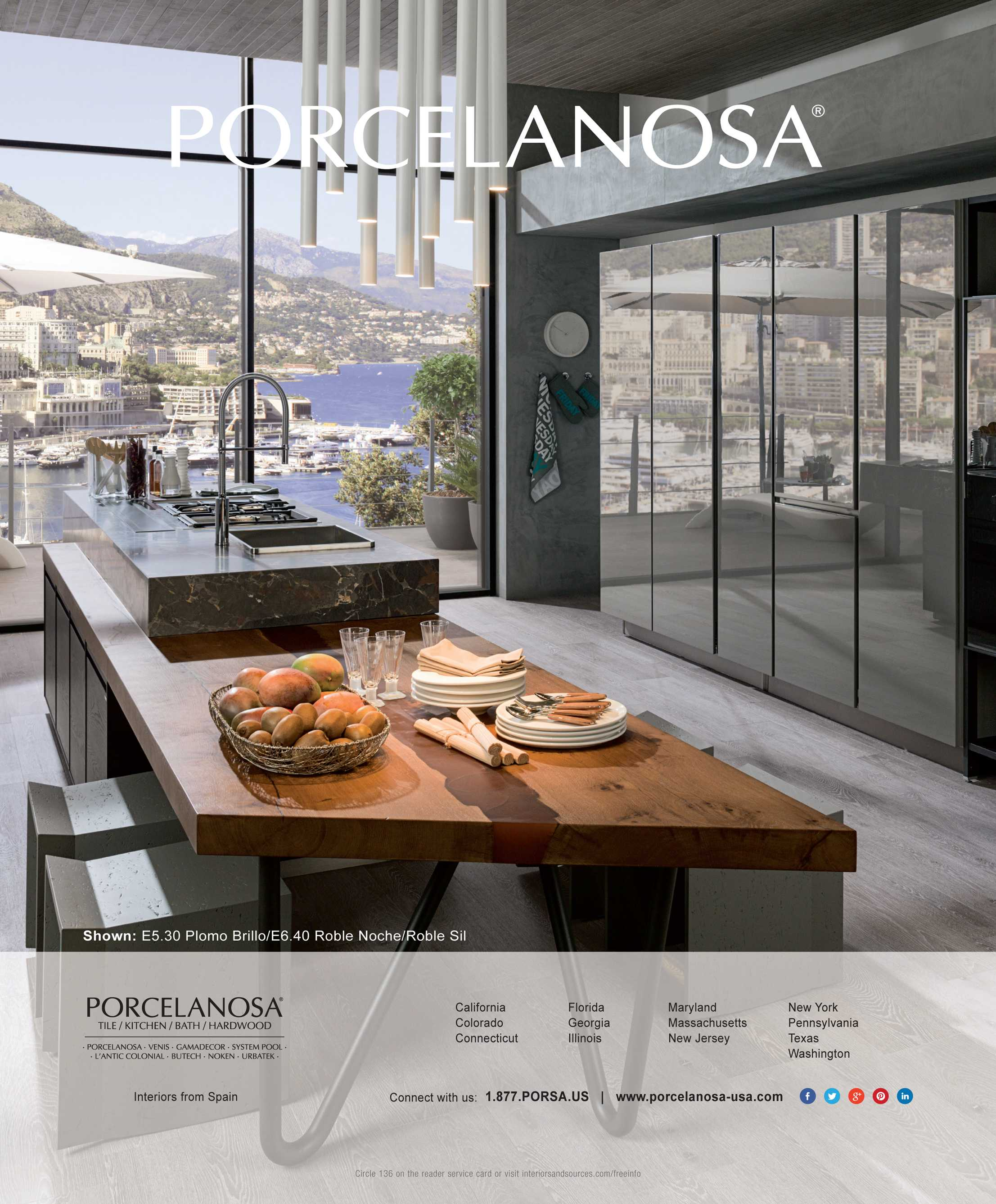 Interiors Cuisine Interiors And Sources February 2015 Page 39