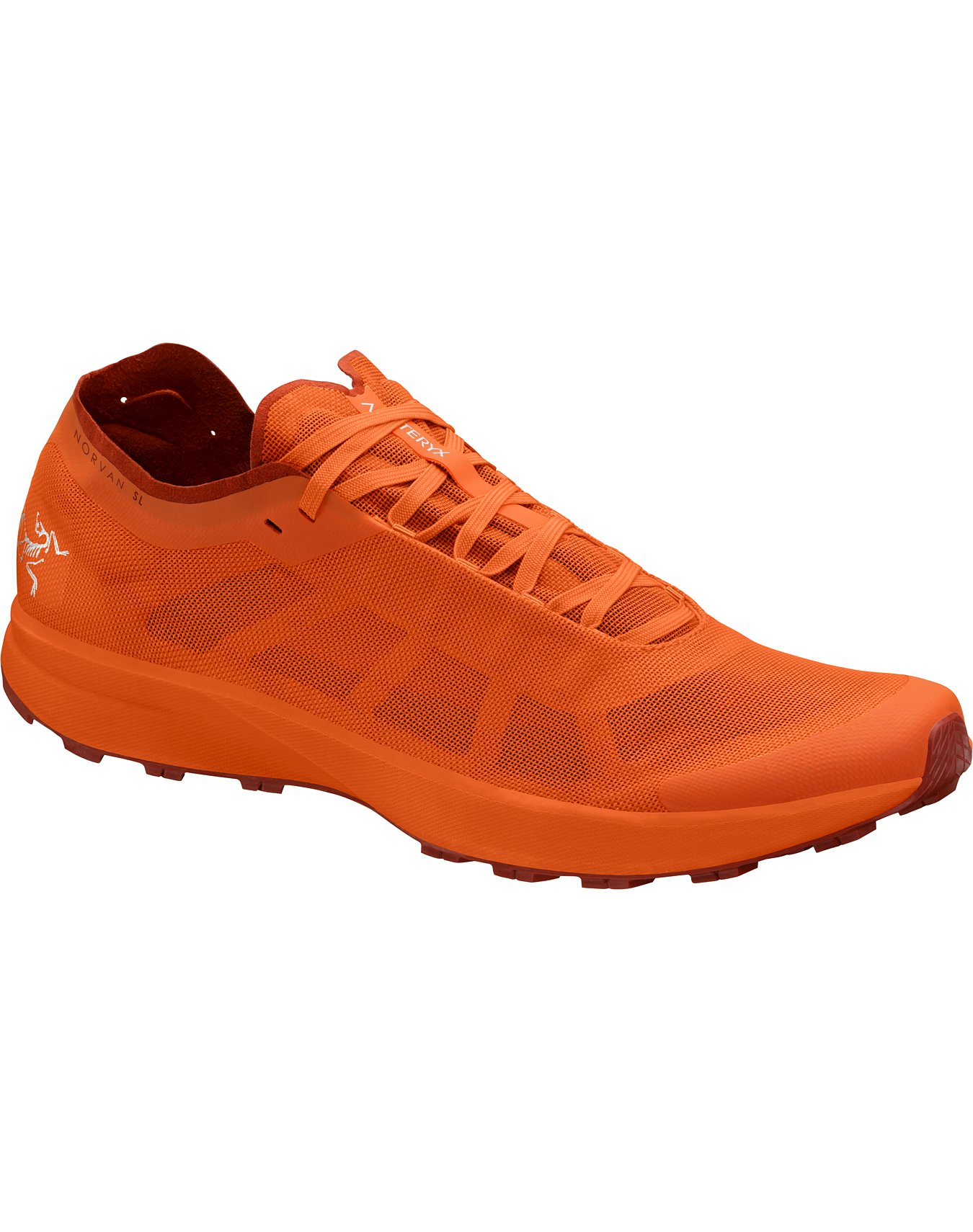 Side By Side Schmal Norvan Sl Shoe Mens Arc Teryx