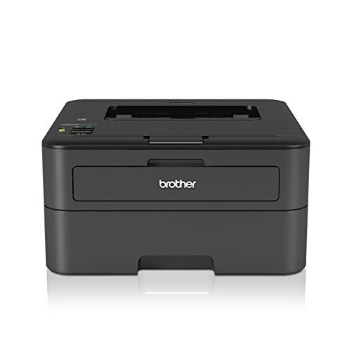 Brother HL-L2340DW Monochrome Laserdrucker (2400 x 600 dpi, WLAN, USB 2.0) schwarz