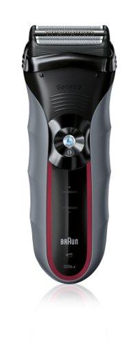 Braun Series 3 320S 4 - Afeitadora eléctrica