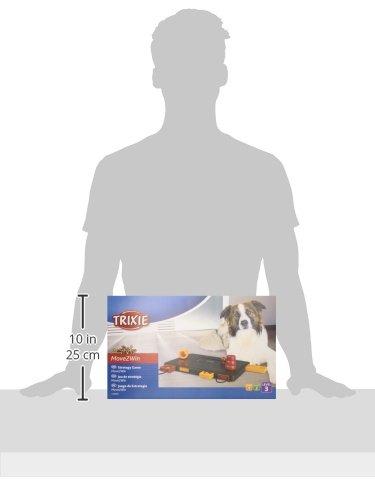 TRIXIE Intelligenzspielzeug DOG ACTIVITY Move2Win fuer Hunde, 32025