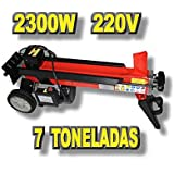 Marca AS 7T52 - Astilladora Leña As 7T52 7Tn 2100W 46Kg