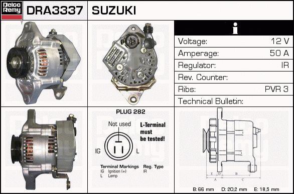Suzuki Swift SF413 MK2 AA Alto MK3 For Subaru Justy - Lucas