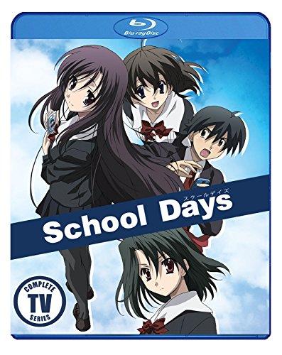 SCHOOL DAYS (スクールデイズ): COMPLETE TV SERIES