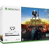 Xbox One S 1 TB PlayerUnknown's Battlegrounds 同梱版 (234-00316)